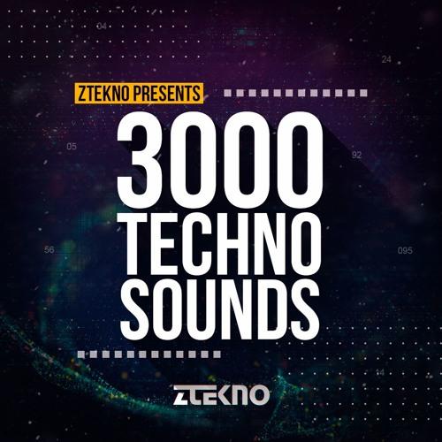 ZTEKNO - 3000 Techno Sounds FOR FREE!