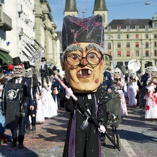 Swisspats: Fasnacht in Lucerne