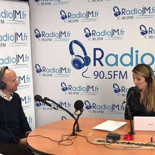Interview RADIO JM.FR : le Journal Maman - Bruno Palazzolo