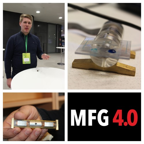 3D-tulostus avaa mielenkiintoisia mahdollisuuksia uusien materiaalien valmistukseen