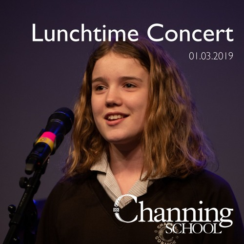 Lunchtime Concert - 1st March 2019