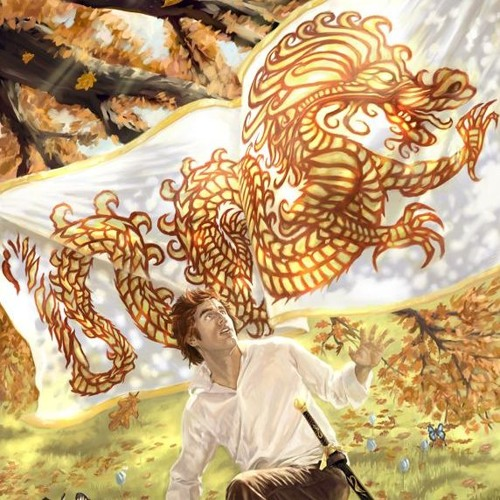 Banner Of The Dragon (Inspired by the Wheel of Time)