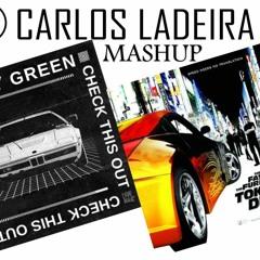 Toby Green Vs Teriyaki Boyz - Check This Tokyo Drift (Carlos Ladeira Mashup)