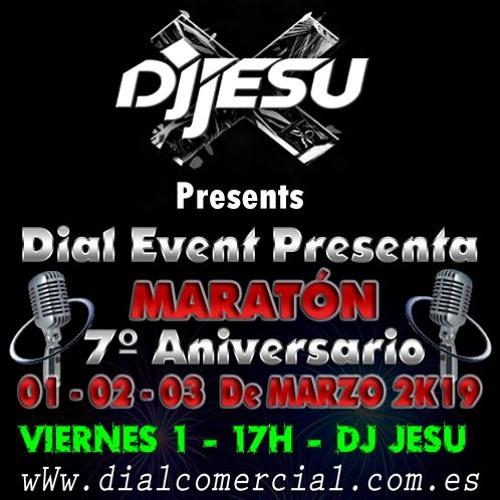 Dj Jesu @ Sesion 7º Aniversario Dial Comercial 2k19