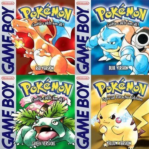Pokemon Red/Blue/Yellow Orchestral Covers by game freak