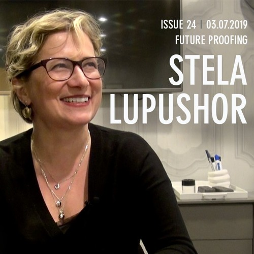 Stela Lupushor; Chief-ReFramer Humanizing the workplace
