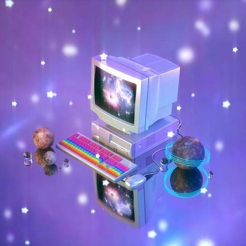 2ToneDisco X Hylen - 銀河 GALAXY