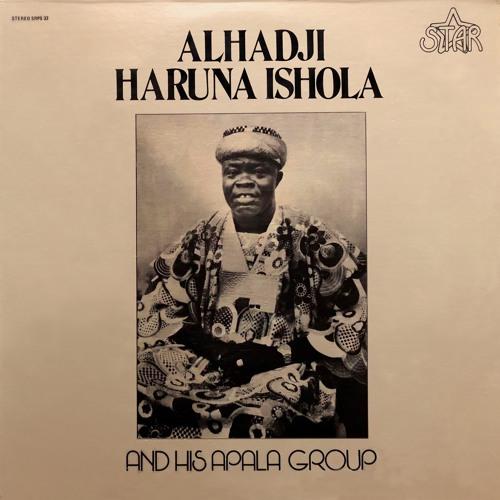 Haruna Ishola (Yoruba Apala music from Nigeria) Egbe