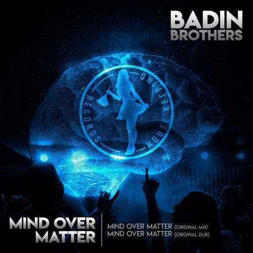 Mind over Matter EP - HK013