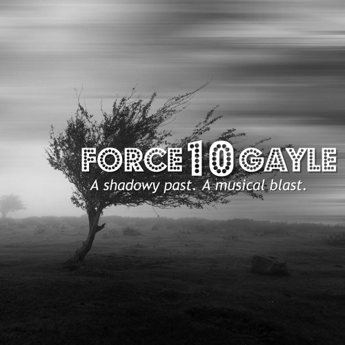 'Force Ten Gayle' - playlist of demos for a musical by Neil Bastian
