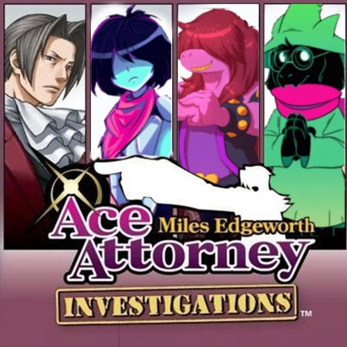 DELTARUNE - Rude Buster ~ Ace Attorney Investigations Soundfont by