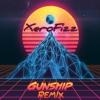 Gunship - The Drone Racing League (XeroFizz Remix)