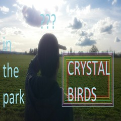 Crystal Birds in the Park