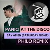 Panic! At The Disco-Say Amen (Saturday Night) (Ph!Lo Remix)