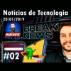 Noticias #02 - OnePlus 7, Samsung Galaxy M, S9 com Android Pie (made with Spreaker)