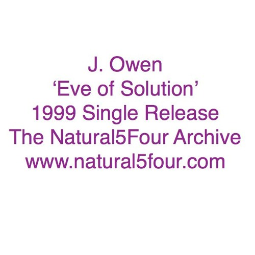 Eve of Solution (1999)