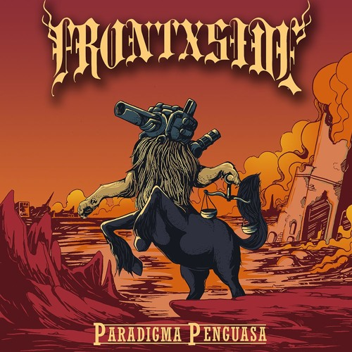 FRONTXSIDE - Paradigma Penguasa