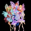 Winx Club Season 7 Theme Song - We're Magic All The Way