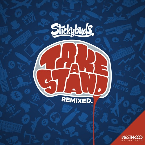 Stickybuds - Crooked Politicians Feat. Richard Kim (Rumpus Remix)