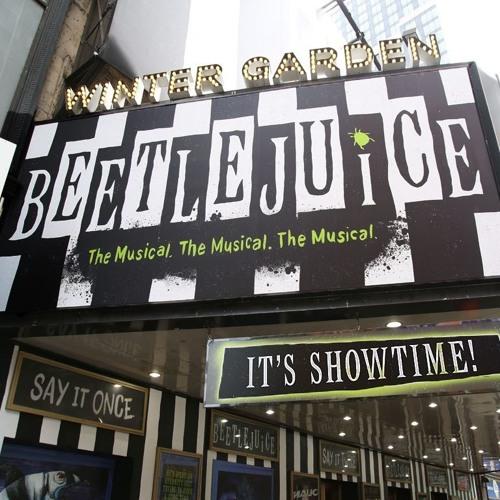 BEETLEJUICE The Musical- Alex Brightman, Sophia Anne Caruso , Alex Timbers