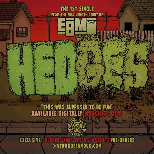 Hedges - Epic Beard Men (Sage Francis / B. Dolan)