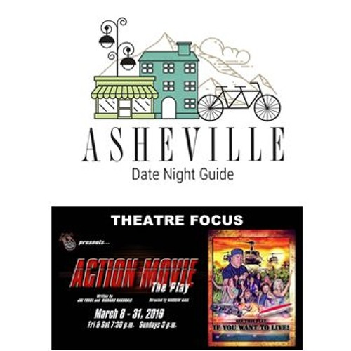 "Episode 9. ""Theatre Focus: Action Movie: The Play"" March 8-31"