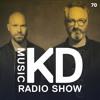 KDR070 - KD Music Radio - Kaiserdisco (Live at Morph Club in St. Petersburg - Florida / USA)