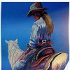 I'd Love to be a Cowboy by Nancy Silver At Advent Cafe