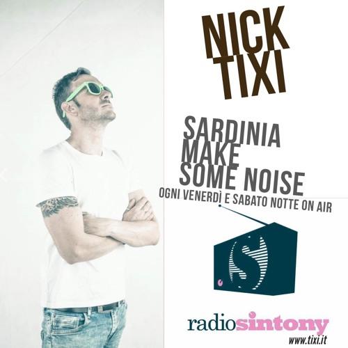 Tixi - Sardinia make some noise #56 (chart edit)