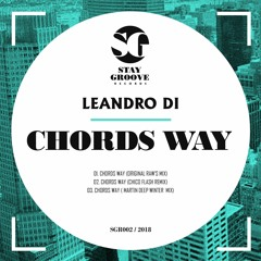 SRG003 - Leandro Di - Chords Way (Martin Depp Winter Mix)