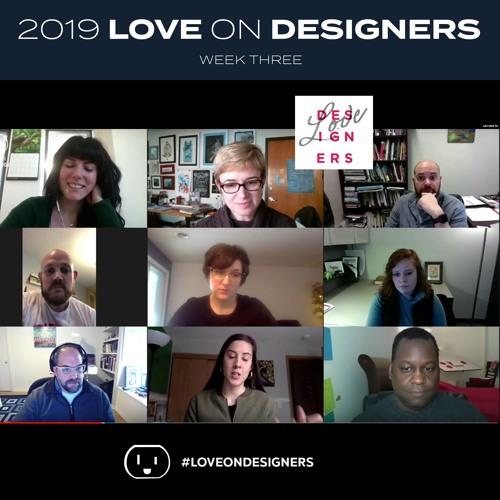 Love On Designers - Community Meet Up