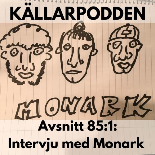 Avsnitt 85.1: Intervju med Monark
