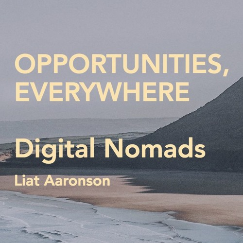 The Rise of Digital Nomads, by Yannick Oswald