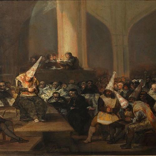 1901, La inquisición