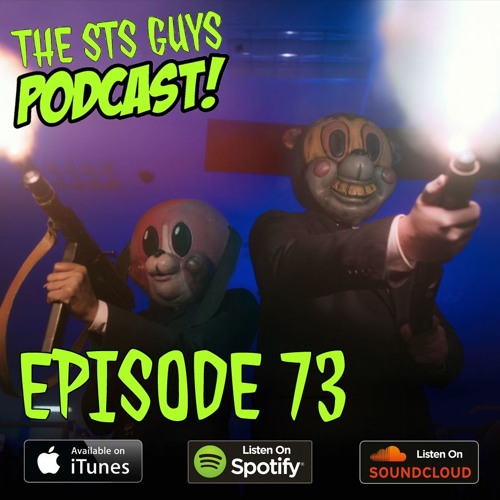 The STS Guys - Episode 73: Foursome with an Umbrella