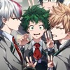 Cover 10 - MP3 My Hero Academia All Openings 1 - 4
