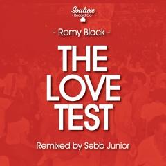 Romy Black - Love Test - (Original Mix)