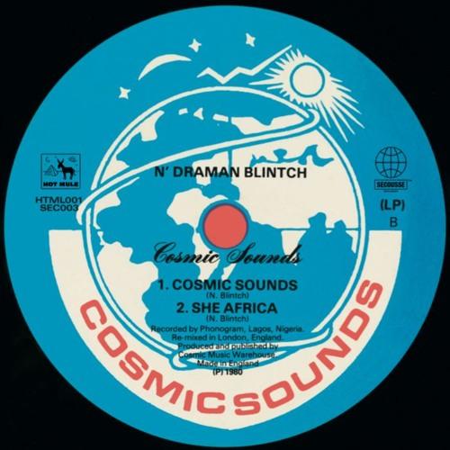 N'Draman Blintch - Cosmic Sounds (Mendel Edit)