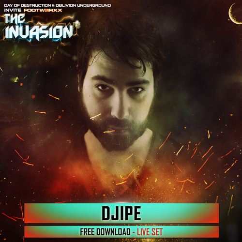 DJIPE @ Day of Destruction & Oblivion Underground - 2018.09.22 - Oblivion Underground Area