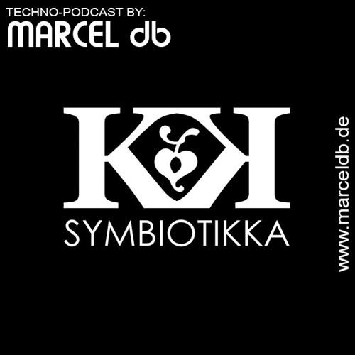 Techno - Podcast by MARCEL db @ SYMBIOTIKKA 2019 - February (KitKatClub)