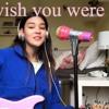 Billie Eilish - wish you were gay (Audrey Mika Cover)