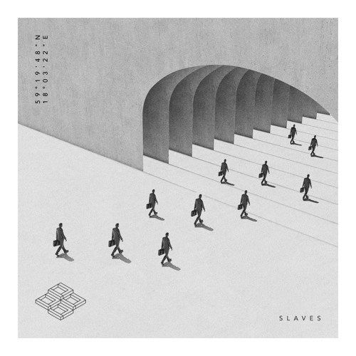 EOE012 - Jakob Wolfhagen - Slaves EP