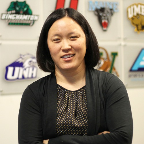 Amy Huchthausen, Commissioner, America East Conference