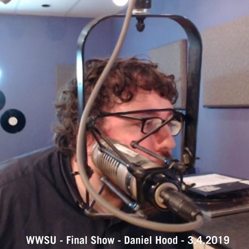 DJ Farewell - Daniel Hood - WWSU