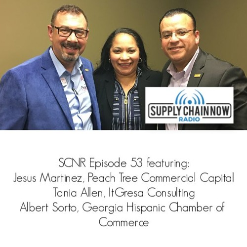 """""""Live from the Georgia Hispanic Chamber of Commerce"""" - SCNR Episode 53"""