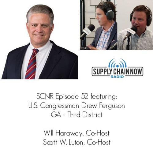 """""""Update on Congressional Action on U.S. Infrastructure Needs"""" - SCNR Episode 52"""