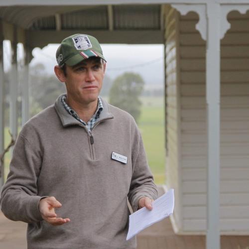 Episode 4: Mason Crane talks about Revegetation by Sustainable Farms ANU