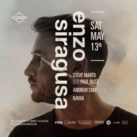 Live Closing Set @ Enzo Siragusa Debut Coda Toronto, May 14th, 2018