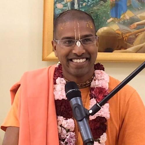 Śrīmad Bhāgavatam class on Sun 3rd Mar 2019 by Harinam Ananda Dāsa 4.21.1