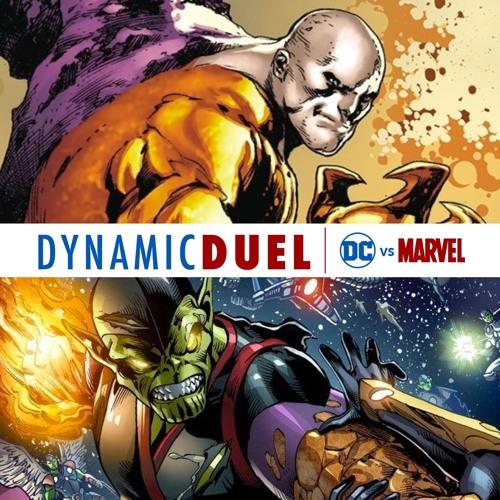 Metamorpho vs Super-Skrull